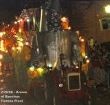 Bacchus Tinman Float