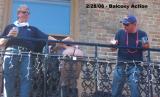 Balcony Action