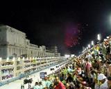 Fireworks Before 2nd School (Unidos da Tijuca)
