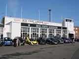 Ace Cafe, February 2009