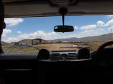 THE BORDER TO LESOTHO