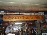 THE HIGHEST PUB IN AFRICA
