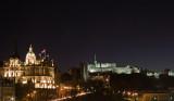 Edinburgh Castle - Patriotic Scotland!