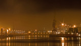 Night Shot - Aberdeen Harbour