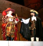 Rosheim -  First Venetian Carnival