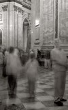 Ghost Tourists, Cathedral of St. Isaac, St. Petersburg, Russia, 2006