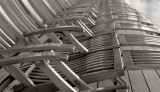 Deck Chairs, M.S. Ryndam, 1998