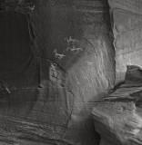 Petroglyphs, Canyon de Chelly, 1999