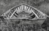 Rowboat, Alaska, 1998
