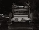 Washing Machine, Never Summer Ranch, Colorado, 1995