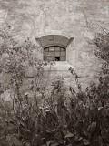 Window, Carmel Mission, California, 1999