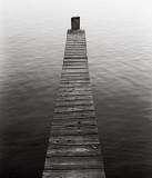 Pier, Choptank River, Maryland, 1997