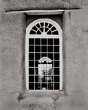 South Window, Church of San Francisco, Taos, 1999