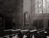 Chapel, St Vitus' Cathedral, Prague, 1974