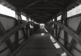 Covered Bridge, Montgomery County, TN 1991