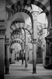 Grand Mosque, Cordoba, Spain, 1974