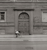 Commuting, St. Petersburg, Russia, 2002