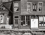 Storefronts, St. Elmo, Colorado, 1995
