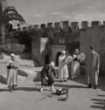 Entertaining the Tourists, Tangiers, Morocco, 2006