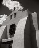 First Presbyterian Church, Santa Fe, New Mexico, 1986