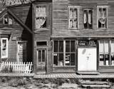 Storefronts, St. Elmo, Colorado, 1995
