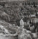 Bryce Canyon at Sunrise no..2, 2000
