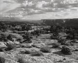 Dead Horse Point, South toward Canyonlands, 2003