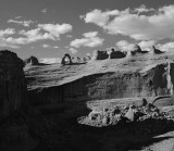 Delicate Arch, Arches National Park, 1998