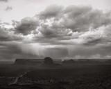 Virga, Monument Valley, 2000