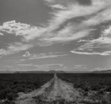 West from New Mexico Highway 3, 1997