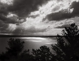Yellowstone Lake, 2001