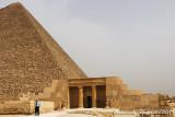 Pyramid of Mykerinos and Funerary Temple