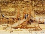 Saqqara: pyramid of Djoser