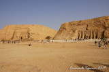 Bu Simbel: the two temples
