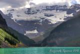 Lake Louise and Mt. Victoria Glacier