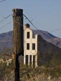 Decay Rhyolite, Nevada, California, April 2008