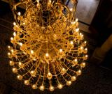 Above the Chandelier