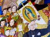 As Part of a Mural