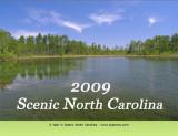 2009 Scenic North Carolina Wall Calendar