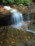 Angel Falls closeup