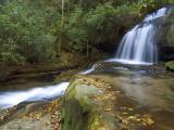 Upper Crow Creek Falls