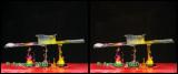 3D Macro crossview pictures