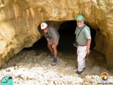 Harley Means and Sam Upchurch Lecanto Quarry cave.JPG
