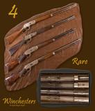 4 Rare Winchesters