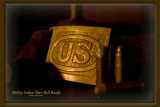 M1874 Indian Wars Belt Buckle