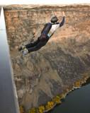 Base Jumping - Perrine Bridge in Twin Falls, Idaho