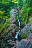 Morgan Falls, upper part
