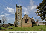 Saxon and Norman Churches in West Sussex