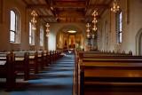 Hamar: Domkirke Interior