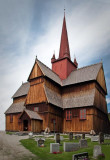 Hamar Area: Stave Church